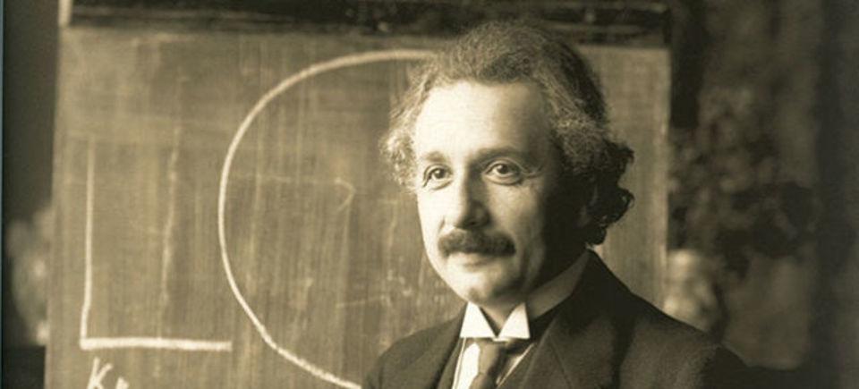 人類の宝アインシュタインの書簡がオンラインで無料公開