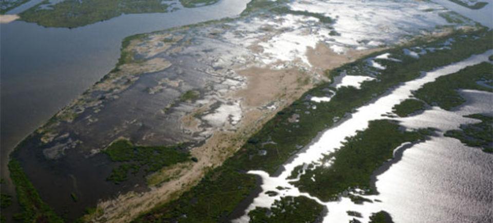 どんどん進む「ルイジアナ沈没」を救う手は?