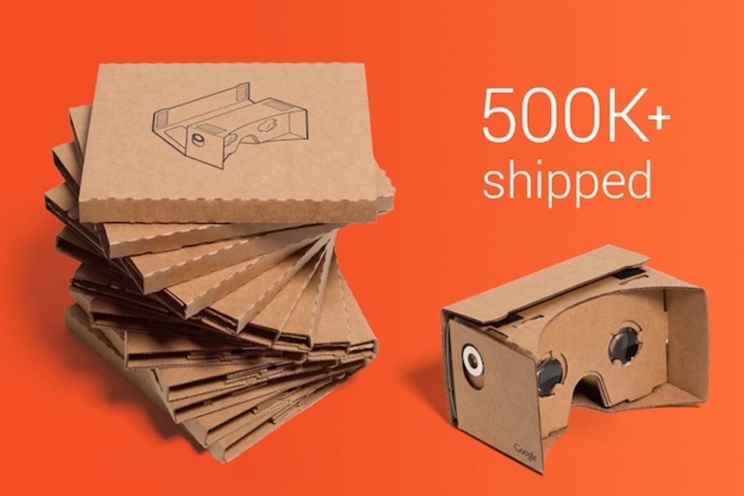 段ボールのVRヘッドセット「Google Cardboard」がもっと楽しめるように