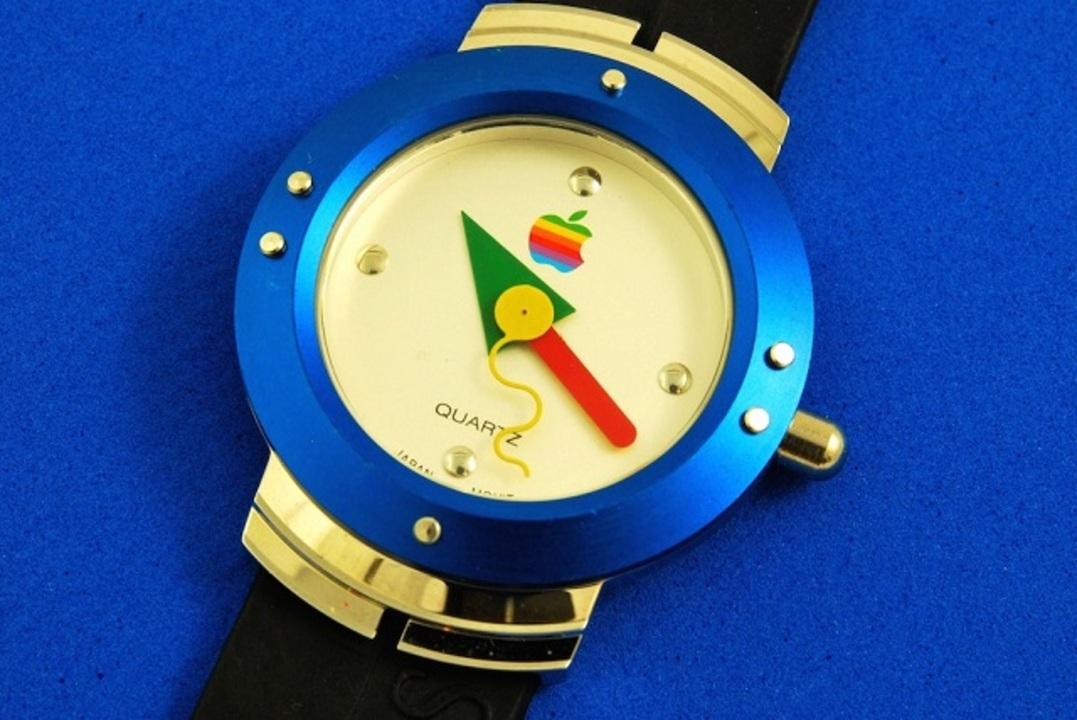 アップルは1995年にクラシカルな「Apple Watch」を作っていた