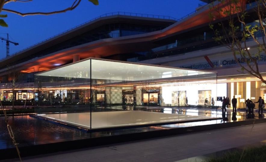 究極のミニマルな美しさ。イスタンブールのアップルストアがStructual Awards 2014を受賞