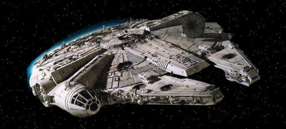 スターウォーズの象徴「ガラクタ船」の音はこうして作られた