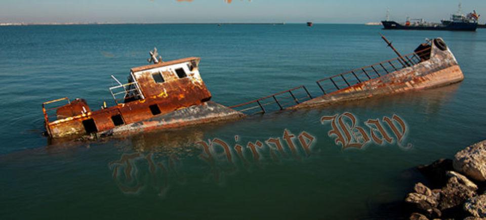 The Pirate Bayが閉鎖されたくらいでは、海賊行為は止まらない