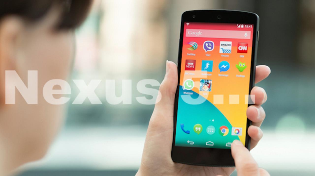 Nexus 5、来年も買えます…が