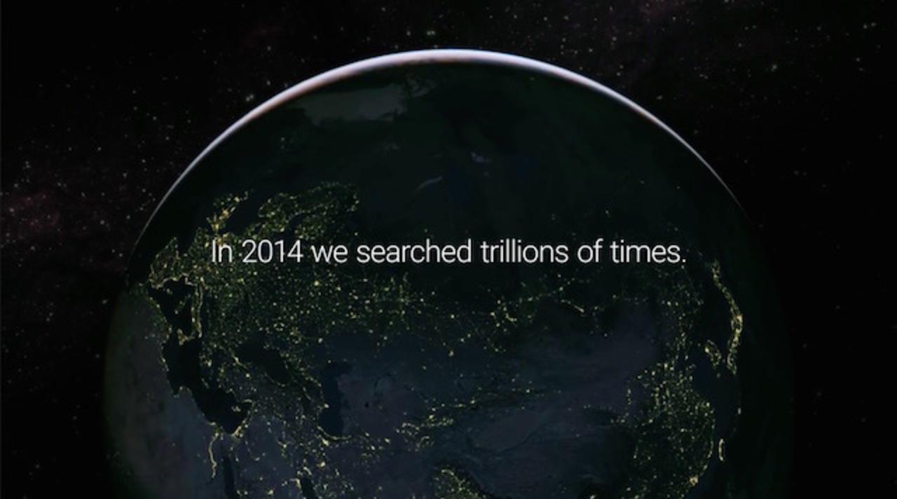 グーグル検索、2014年トップワードは?