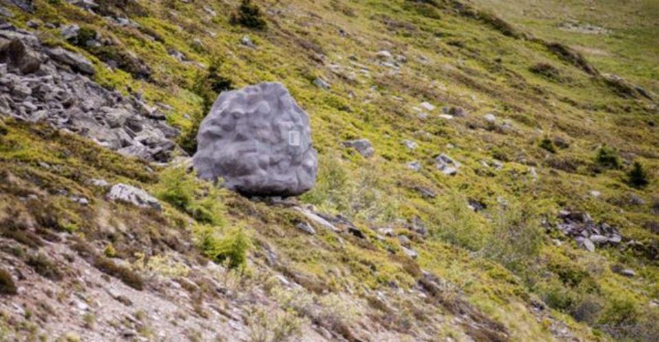 人間、岩になりたい時もある
