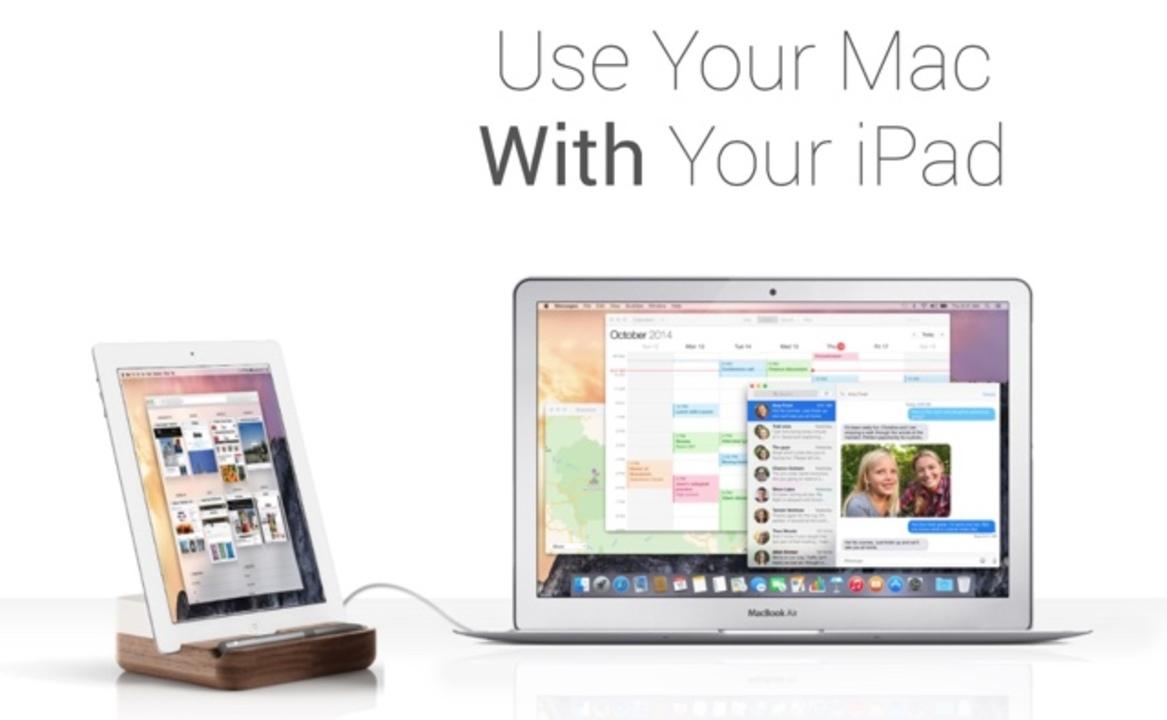 iPad外部ディスプレイ化の新本命「Duet Display」公開