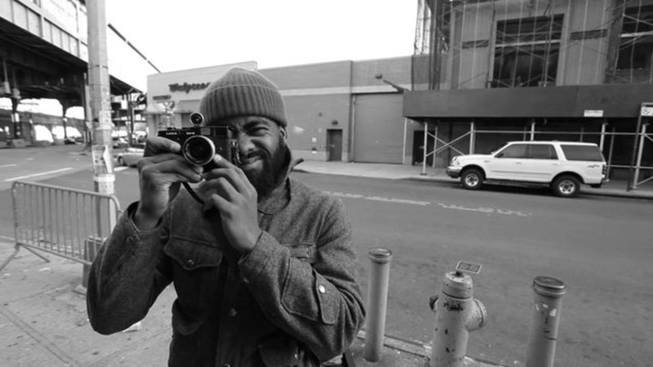 未だフルアナログの写真家、Andre D. Wagnerが考えていること