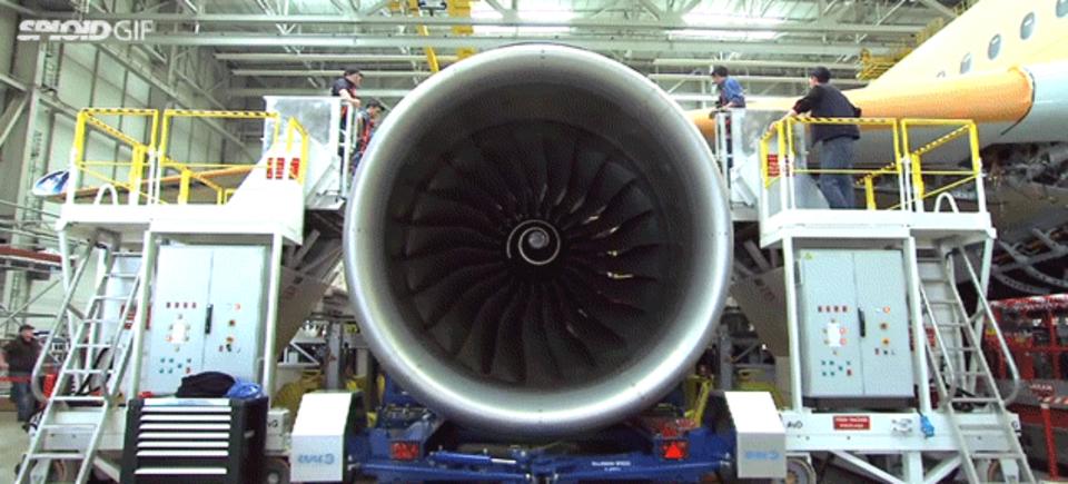 次世代航空機、エアバス社・A350の製作過程