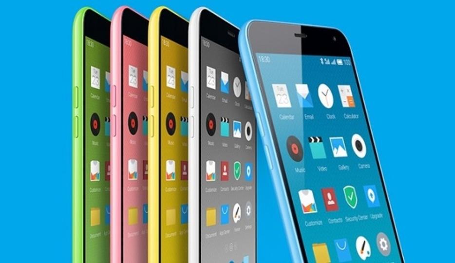 iPhone 5cそっくりな超格安高性能スマホ、中国から登場