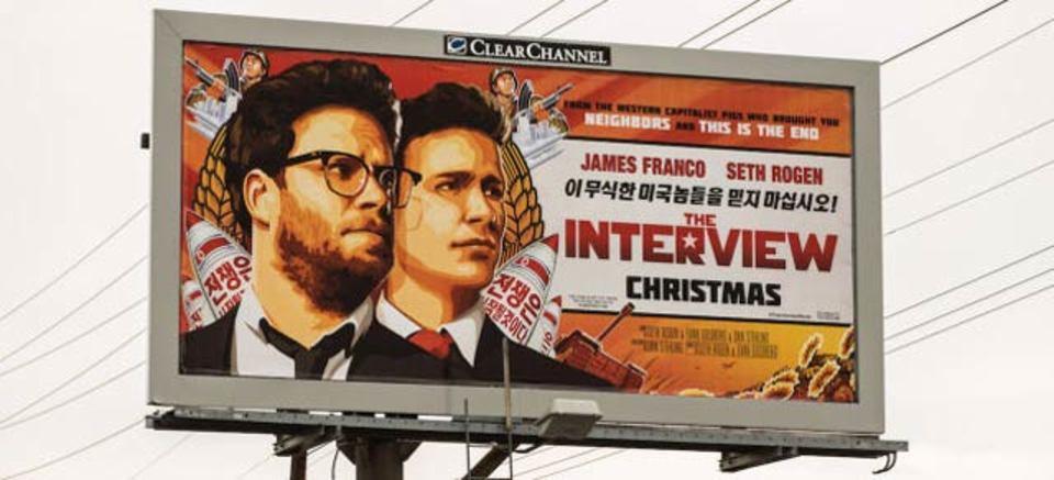 映画「ザ・インタビュー」クリスマス公開決定、ハッカーに屈してたまるか!