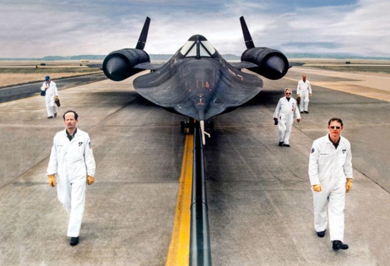 これがSR-71ブラックバードを史上最速機にした極秘エンジン
