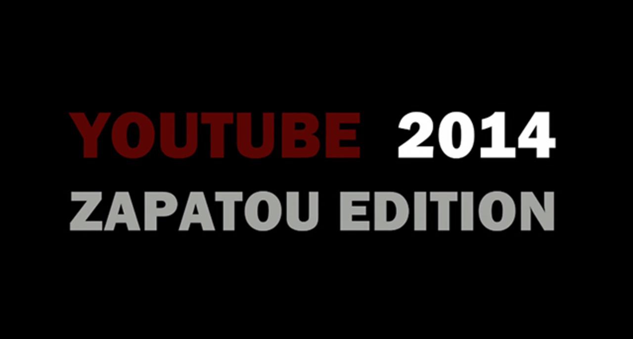 2014年をYouTubeの人気動画233本マッシュアップでふりかえる