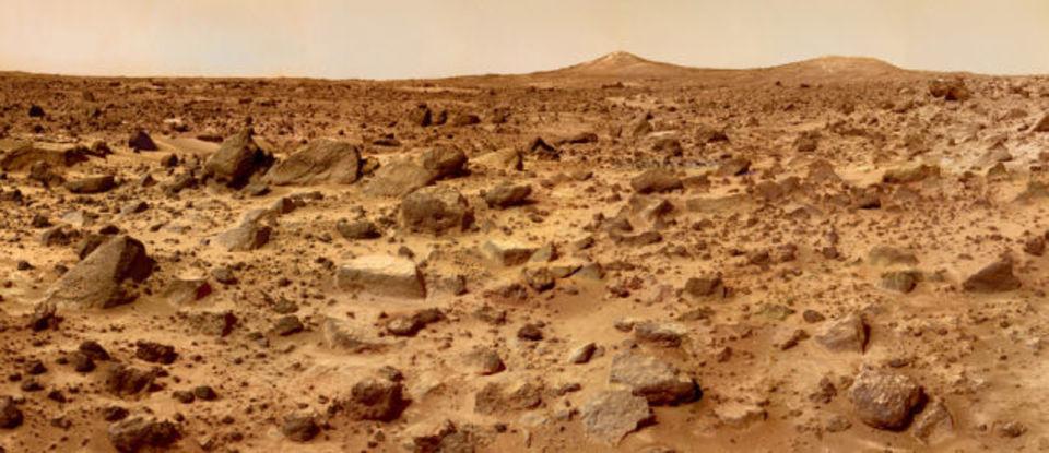 火星へより効率的に行ける方法を数学者が発見