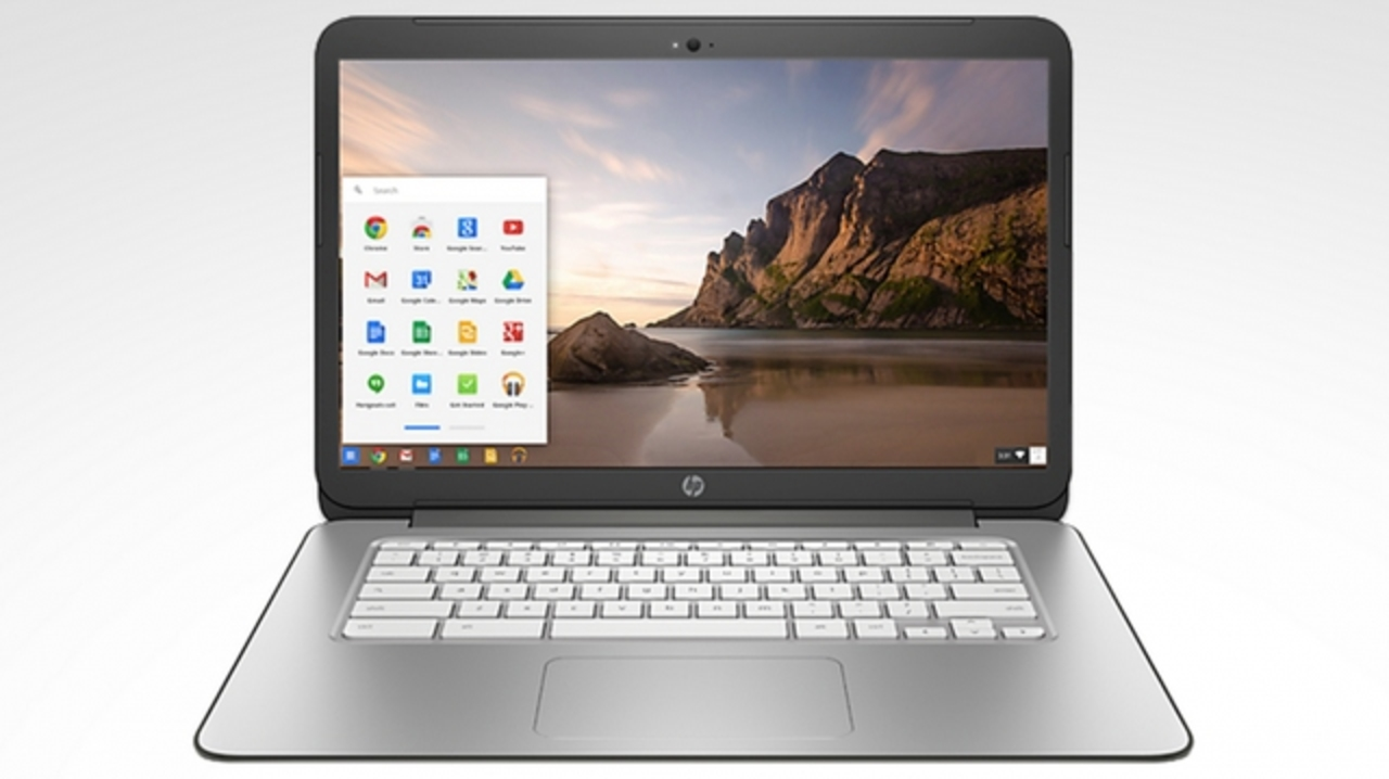 HPの新しいChromebook、ディスプレイが進化
