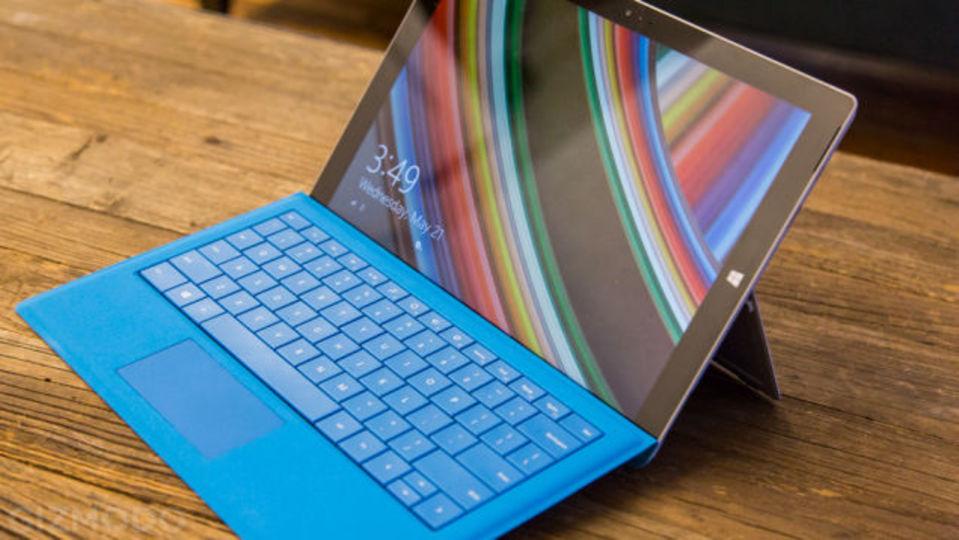 もっとPCライクに。Surface Pro 4は13~14インチになるかも
