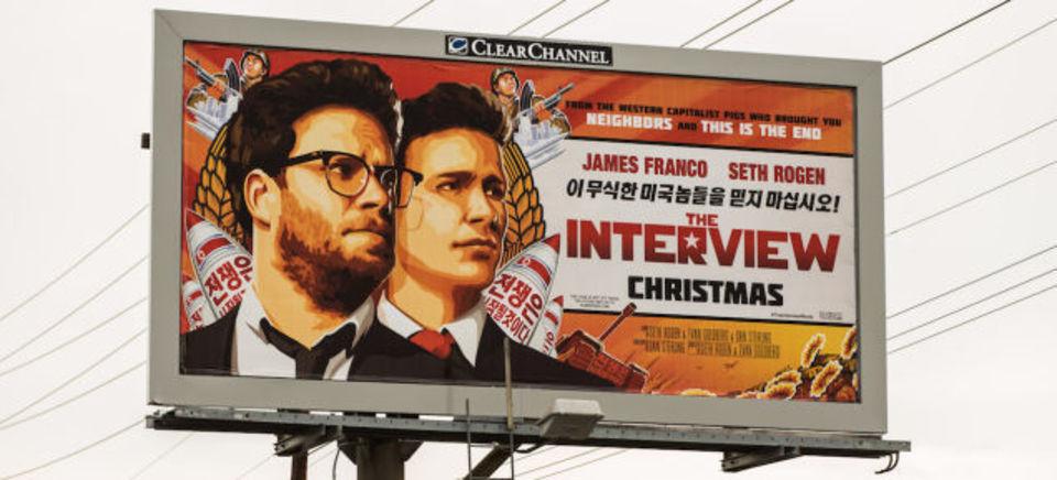 「ザ・インタビュー」公開数日で興行収入1,500万ドルを達成