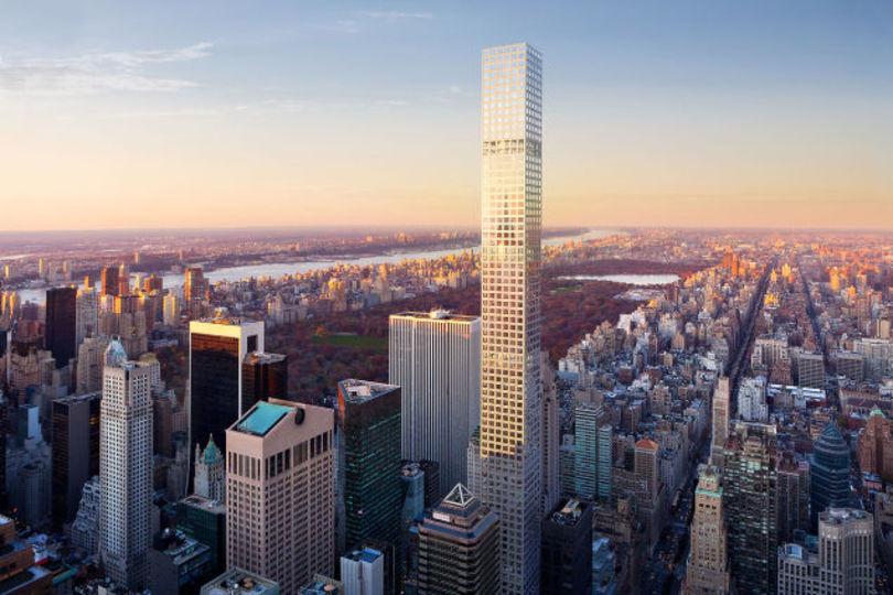 NYCで話題の豪華超高層マンション「432パークアベニュー」、実はパークアベニューではない?