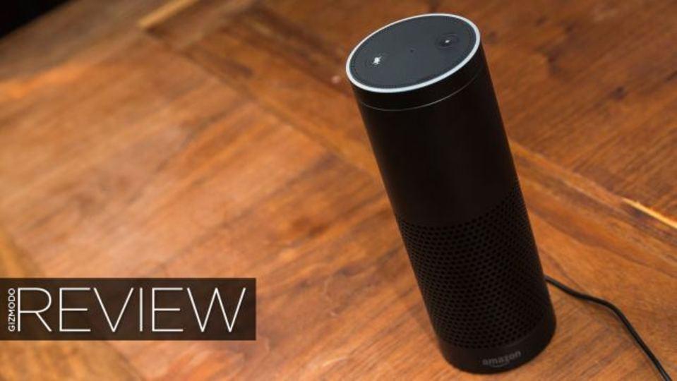 家に優秀な音声アシスタントがやってきた。Amazon Echoレビュー