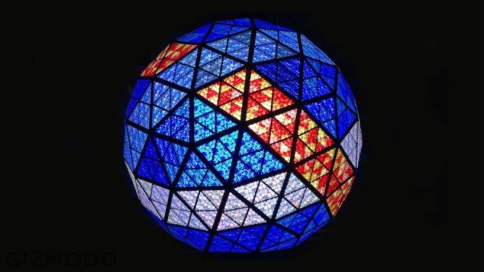 タイムズスクエア「New Year's Eve Ball」の裏側
