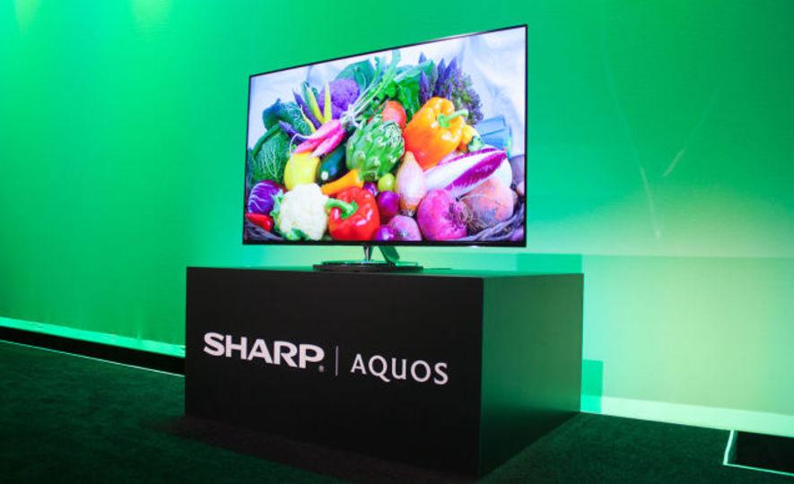 シャープ 4Kテレビ「AQUOS 4K Super Slim」はAndroid TV搭載で究極薄い