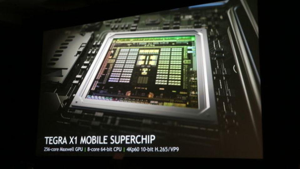 Nvidiaの野望は自動走行車へ。Tegra X1がお披露目