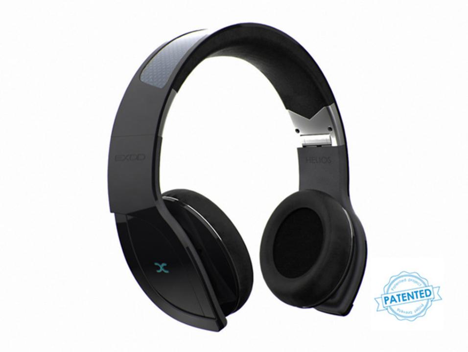 充電を気にせずに音楽が聴ける、画期的なワイヤレスヘッドフォン