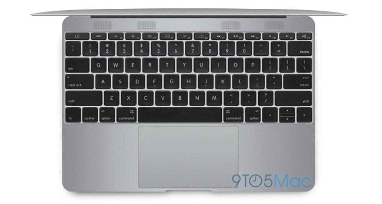 噂:完全新作な12インチMacBook Air。デザインのそぎ落とし具合がすごい