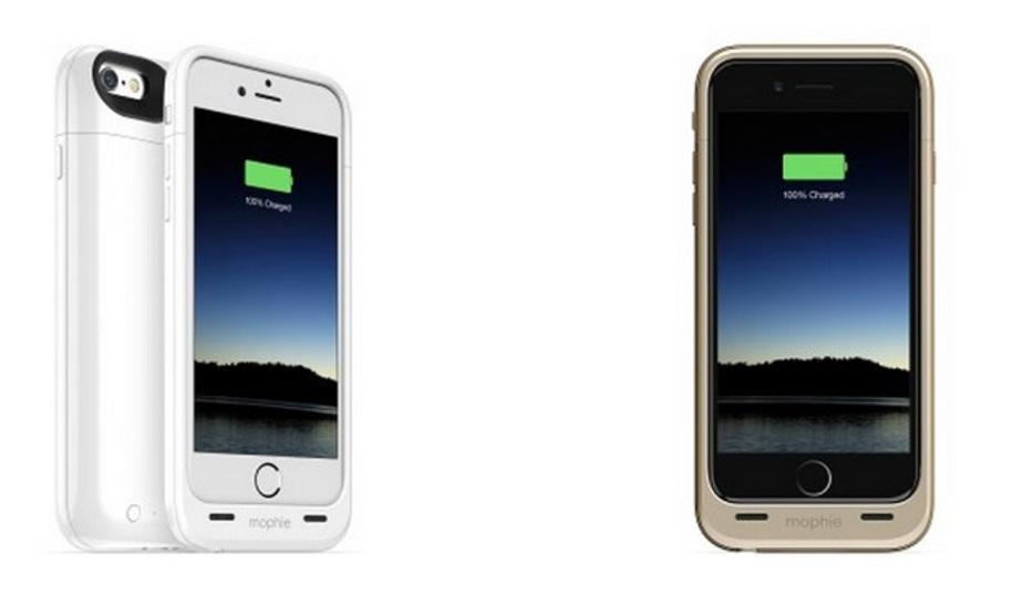 ド定番なMophieの新型バッテリーケース「Juice Pack for iPhone 6/6 Plus」登場