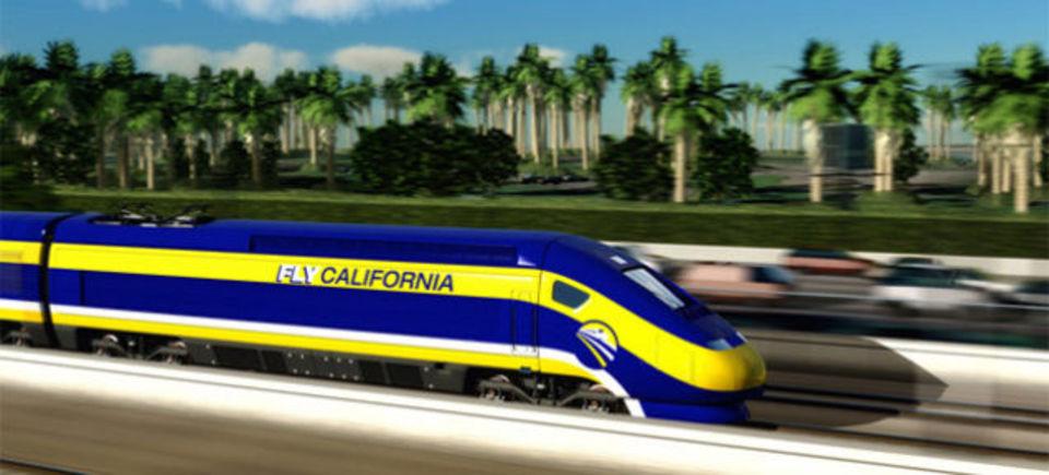 新幹線、アメリカを走るか…カリフォルニアで高速鉄道の起工式