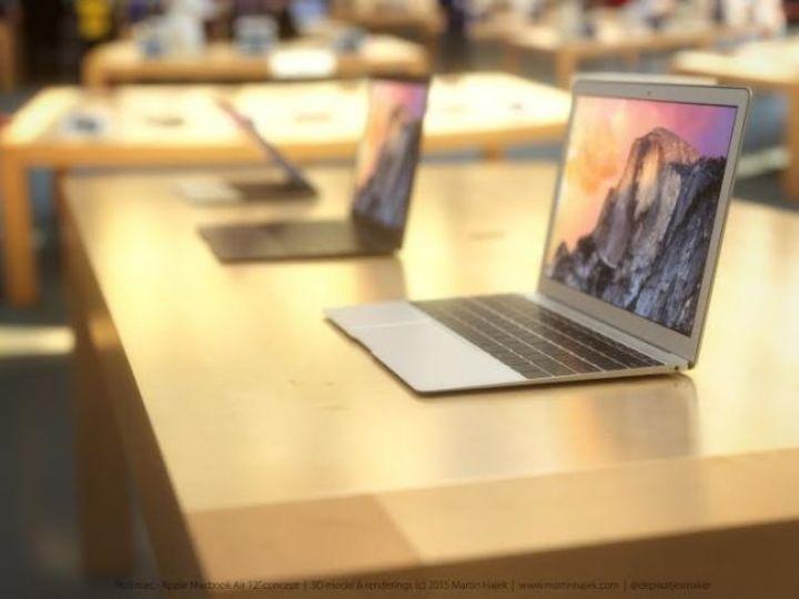 噂の12インチMacBook Air、予想以上のすごいものになるかも