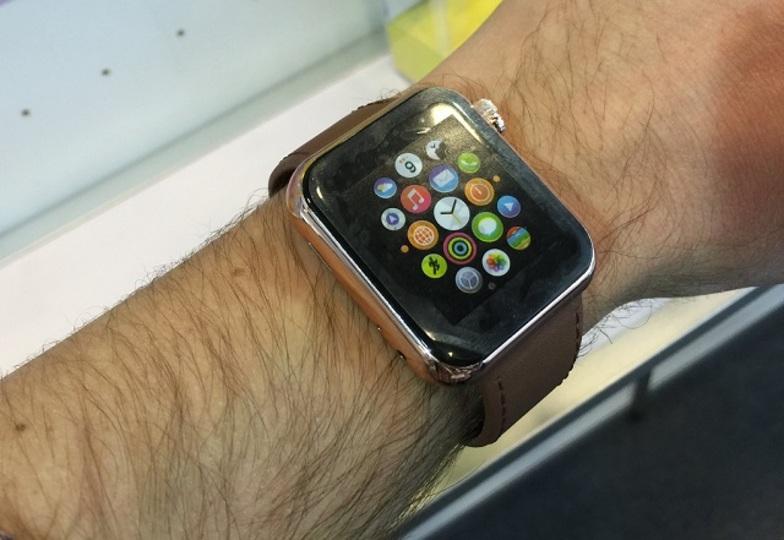 Apple Watchの偽物がCES会場で売られていた