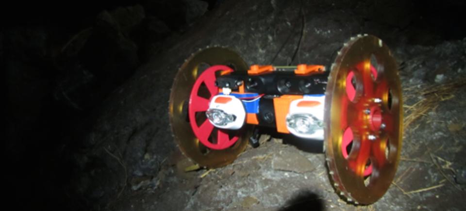 これがNASA開発の火山探索ロボットだ