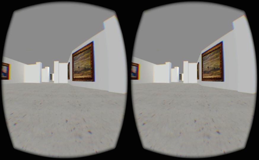 盗まれた芸術作品を3D仮想空間で観賞するプロジェクト