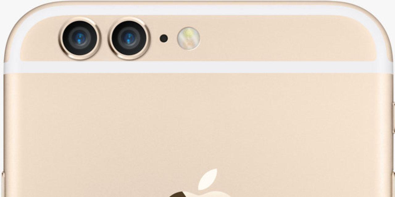 iPhone 6sは光学ズーム&デュアルレンズカメラを搭載?