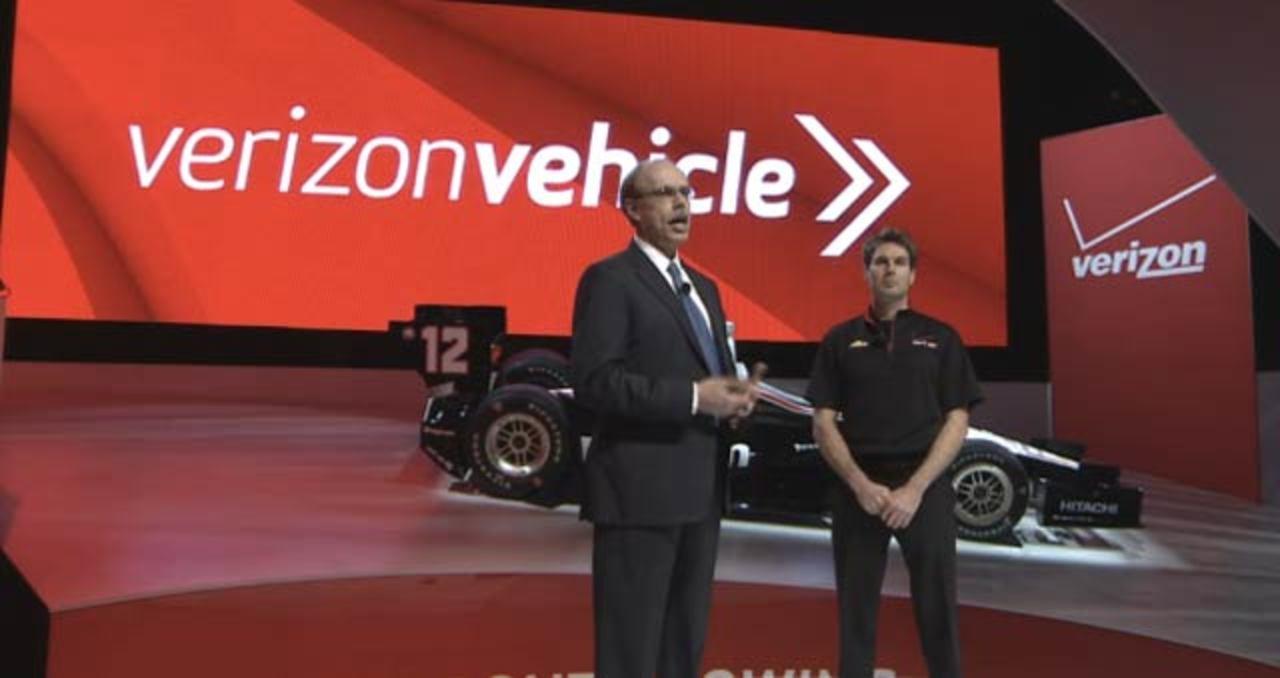 どんな車もスマートカーに変えるVerizon Vehicle