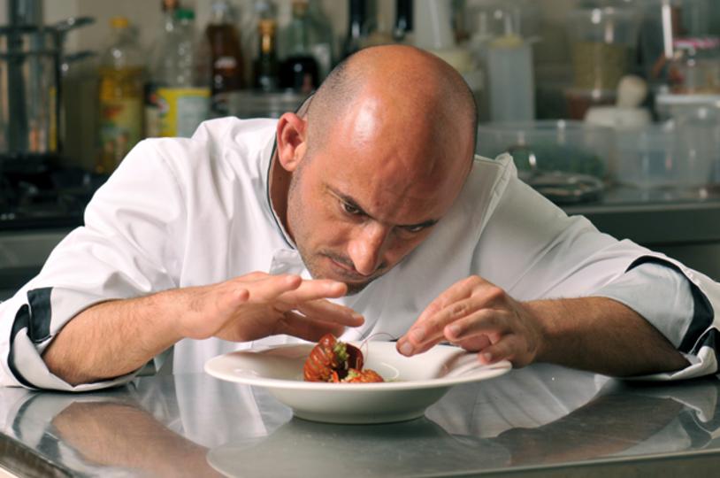 「シェフ、こんなレシピはいかがでしょう?」コンピューターとともに生みだす新たな料理