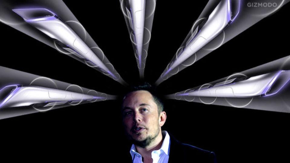 イーロン・マスクがハイパーループをテキサスにつくる構想をツイート