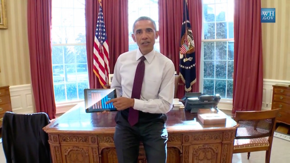 オバマ大統領、よりよいインターネットを目指し新たな一歩