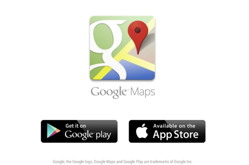 「Android版Google Map」でルートの共有がAndroid上から可能に