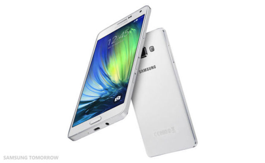 Galaxy S6はアルミとガラスのサンドイッチデザイン?