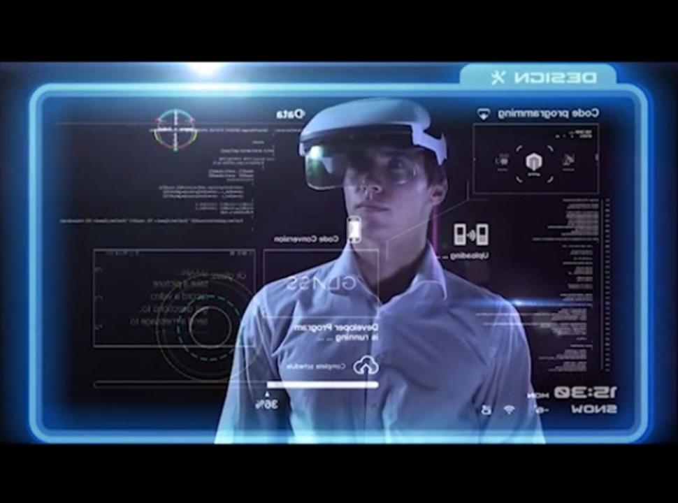 これであなたもアイアンマンになれる? ARヘルメット「Seer」