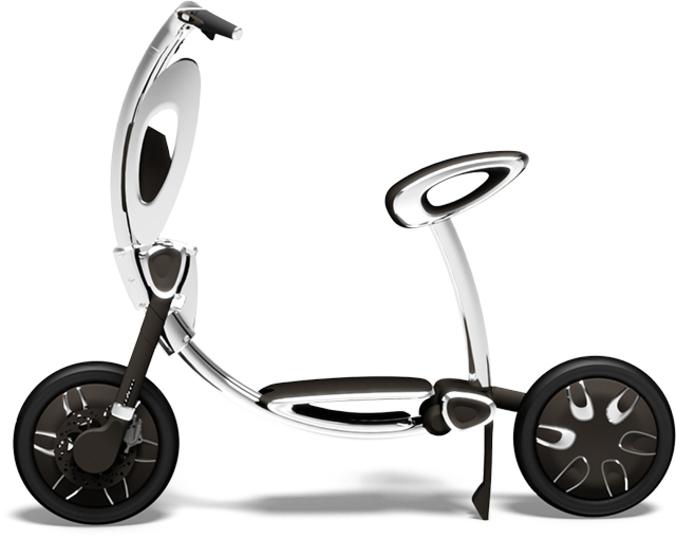最近の電動スクーターは犬のように人懐っこくなってきているようです