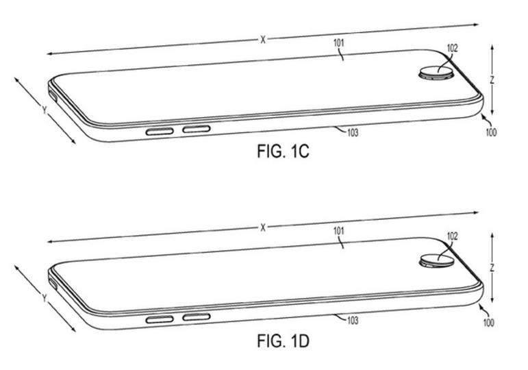 将来のiPhoneはホームボタンがジョイスティックにもなる?
