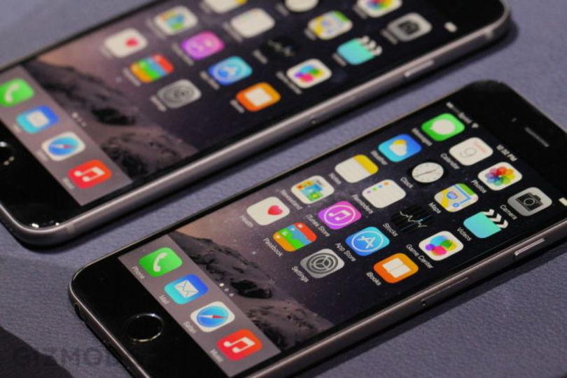 iPhone 6/6 Plusによって日・中・韓のアップルシェアが急上昇