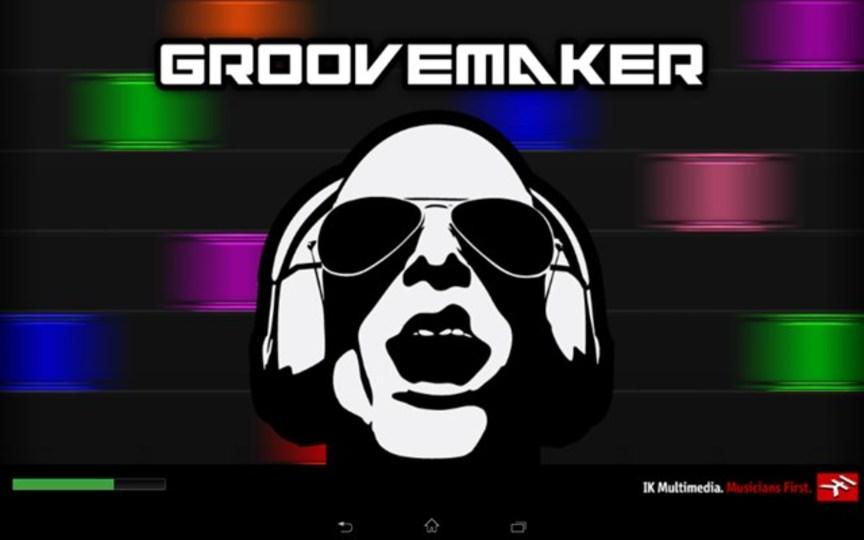 Androidでもリミックス遊びを! 「GrooveMaker 2」