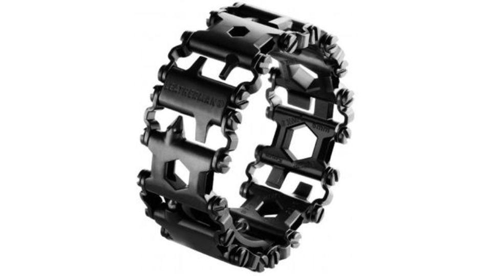 25種の機能を手首に装備。ブレスレット式のマルチツールで携帯性100%