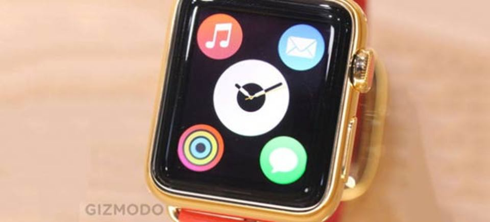 アプリを通してリーク、Apple Watchのさらなる仕様