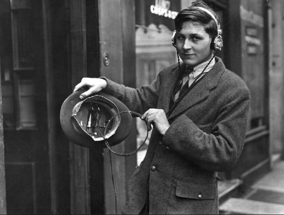 1922年、既にウェアラブルなガジェットが存在していた! | ギズモード ...