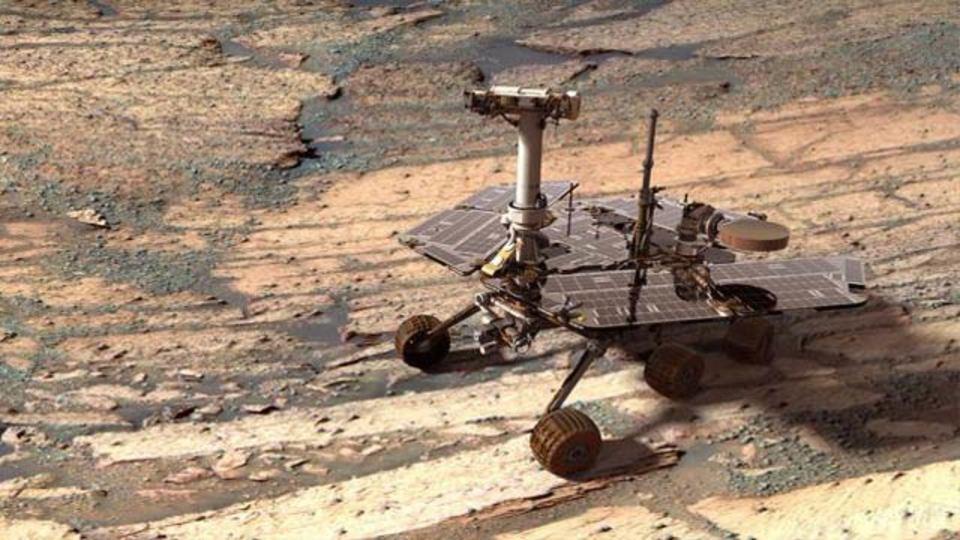 火星探査車オポチュニティ、11年間の冒険